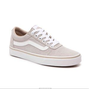 Vans Ward Low-top NWB